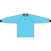 Keepershirt blauw BSC '68