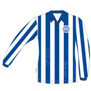 Voetbalshirt S.V. 's-Graveland (XXXS)