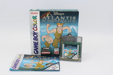 Disney's Atlantis De verzonken stad
