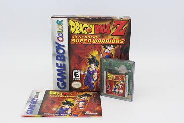 DragonballZ Legendary Super Warriors