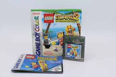 Lego Eiland 2 De Wraak van Dondersteen