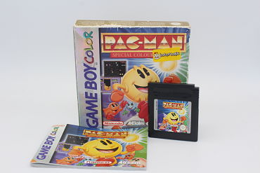 Pac-Man Special Colours