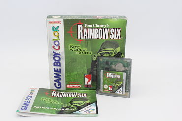 Tom Clancy's Rainbow Six the fate of the world is in your hands