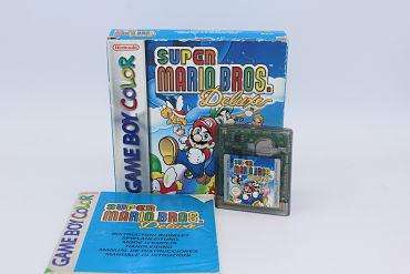 Super Mario Bros De Luxe