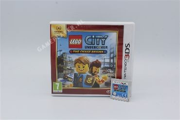 Lego City Undercover The Chase Begins - Select
