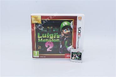 Luigi mansion 2 - Select