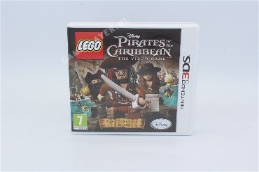 Lego Pirates of the Caribbean The videogame