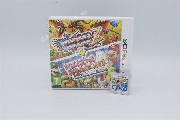 Puzzle & Dragon Z + Puzzle & Dragon s Super Mario Bros Edition
