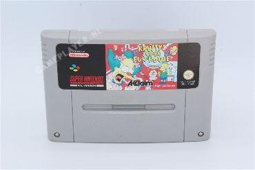 Krusty Super Funhouse