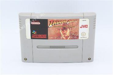 Indiana Jones Greatest Adventure