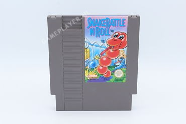 SnakeRattle n Roll