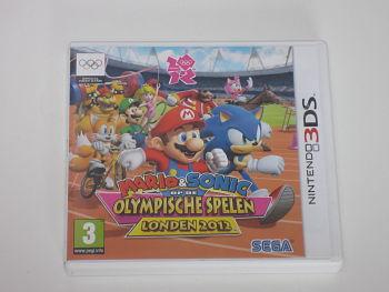 Mario & Sonic op de Olympische spelen Londen 2012