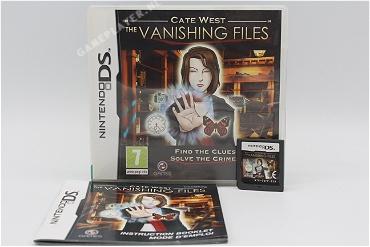 Cate West Vanishing Files