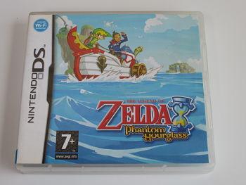 Legend of Zelda Phantom Hourglass