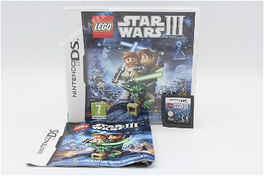 Lego Star Wars 3 the clone