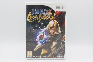 Final Fantasy Crystal Chronicles The Crystal Beares