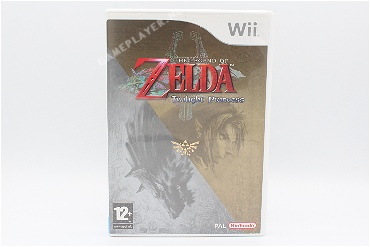 Legend of Zelda Twilight Princess