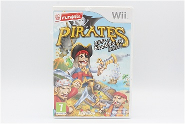 Pirates Hunt for Blackbeard's Booty