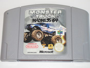 Monster Truck Madness64