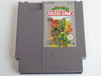 Turtles II The Arcarde Game