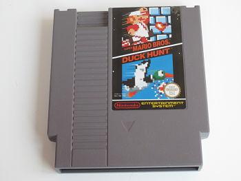 Mario Bros - Duckhunt