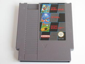 Mario -Tetris - World Cup