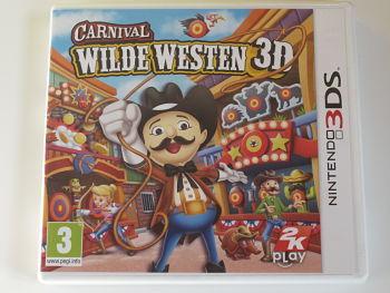 Wilde Westen 3D