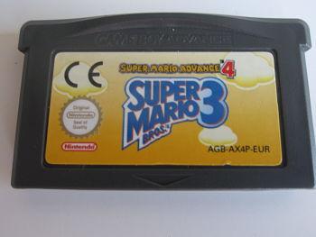 Super Mario 3 Bros./ Super mario Advance 4
