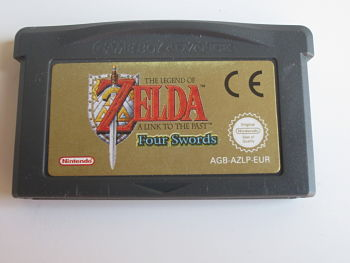 Zelda Legend of a Link to past