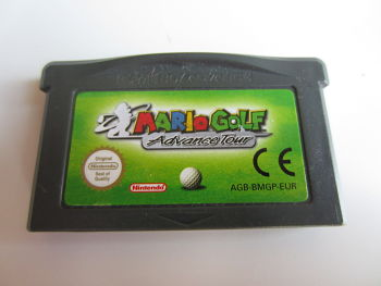Mario Golf Advance