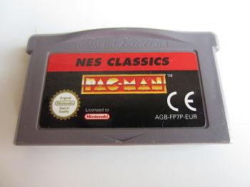 Pac-Man-Nes Classics