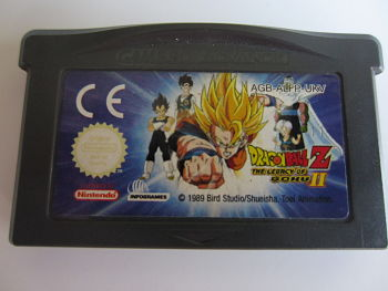 DragonBall Z legend of Goku II