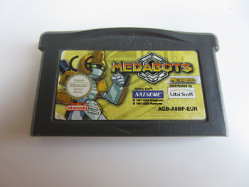 Medabots Metabee gold