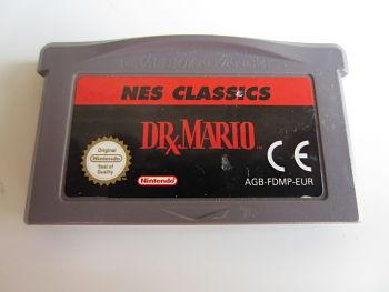 Dr.Mario-Nes Classics