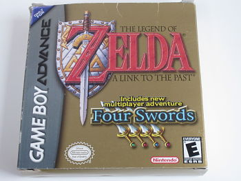 Zelda Legend of a Link to past
