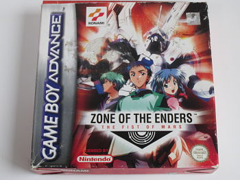 Zone Of Enders The Fist Of Mars