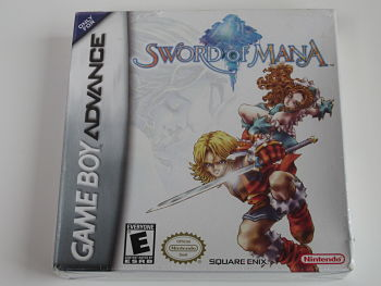 Swords of Mana