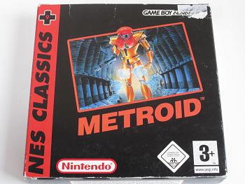 Metroid Nes Classic