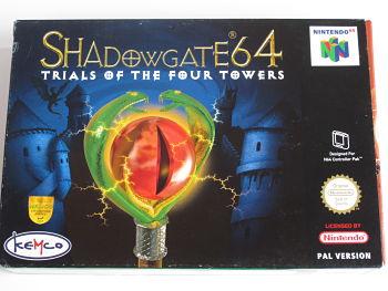 Shadowgate 64