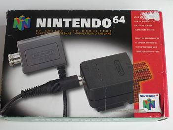 RF Switch Nintendo 64