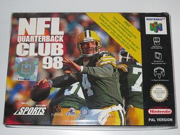 NFL Quaterback Club 98