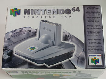 N64 Transfer pack