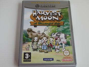 Harvest Moon Wonderful Life