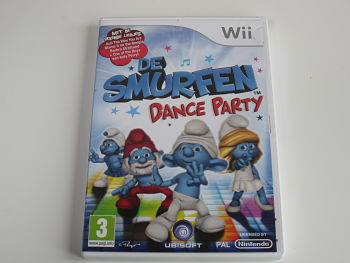 De Smurfen Dance Party