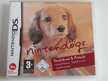 Nintendogs Daschund & friends