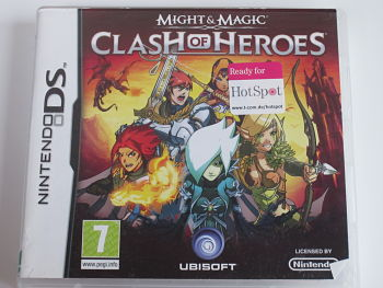 Clash of Heroes  Might & Magic