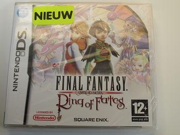 Final Fantasy Ring of Fates
