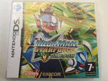 Megaman Starforce Dragon