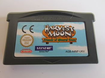 Harvest Moon Friends of Mineral Town