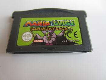 Mario en Luigi Superstar Saga
